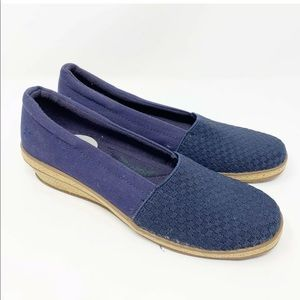 Grasshoppers Low wedge shoes